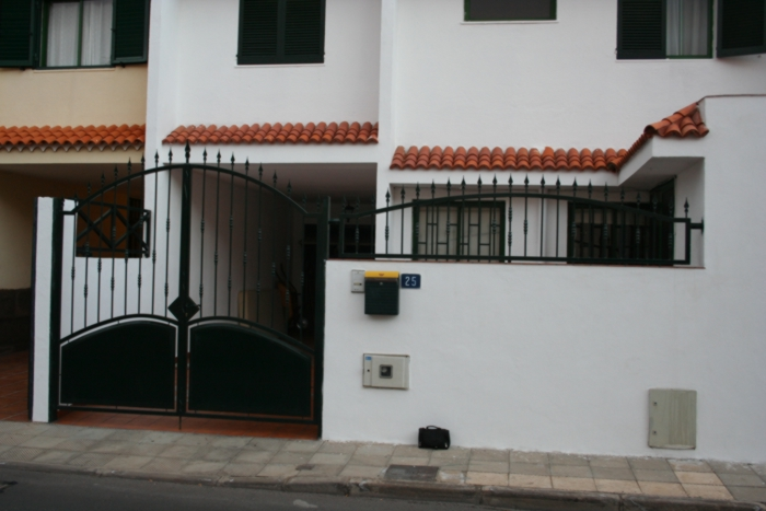 Puertas y Rejas en hierro forjado