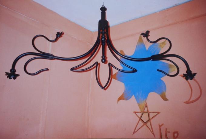 Esculturas en hierro forjado