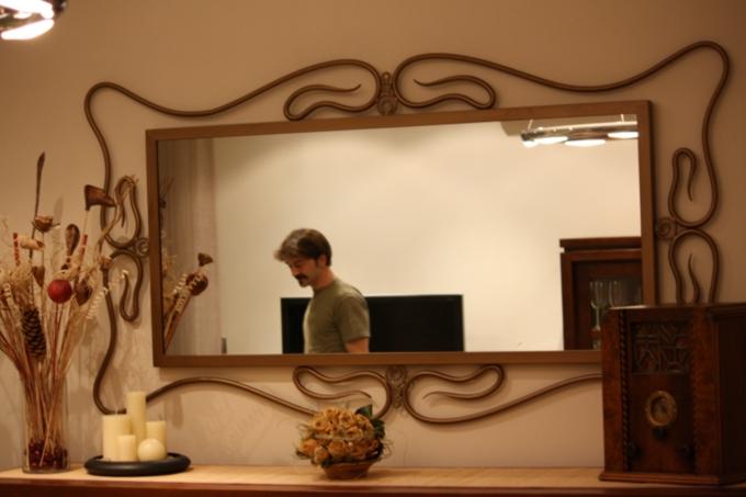 espejo para comedor en torregrossa