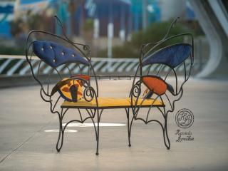 Vis a Vis de Mariposas/Herrería/Tenerife